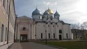 Софийский кафедральный собор Великого Новгорода на фото Великого Новгорода
