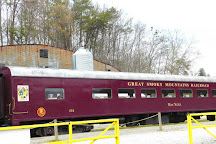 Smoky Mountain Trains Museum, Bryson City, United States