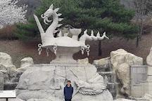 Silla Millennium Park, Gyeongju, South Korea