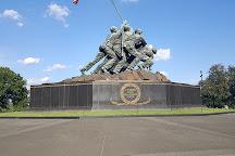 U.S. Marine Corps War Memorial, Arlington, United States