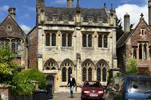 Vicar's Close, Wells, United Kingdom