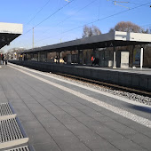 Train Station  Freising