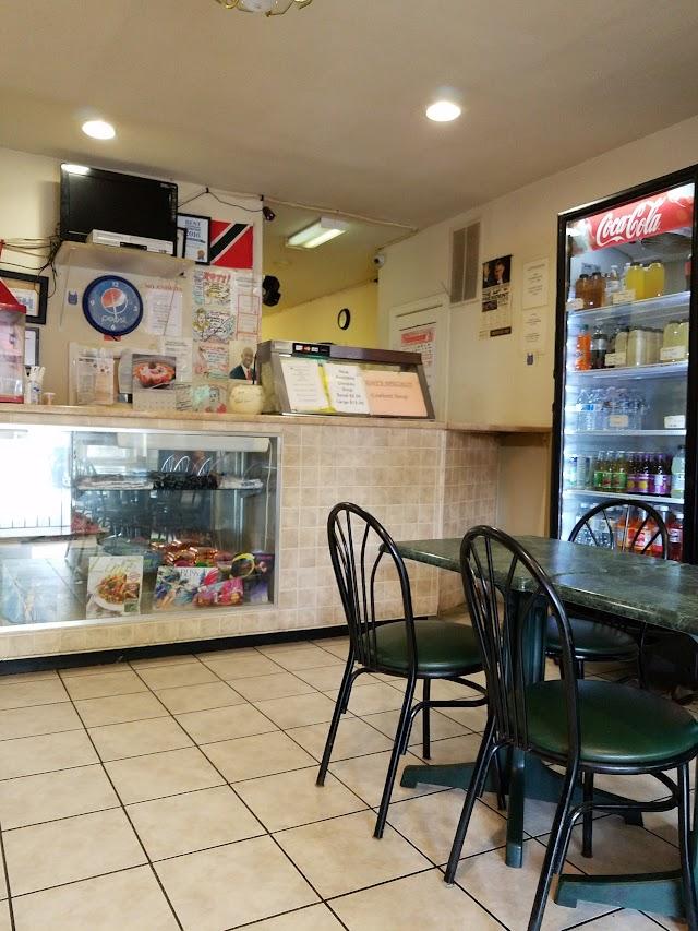 Teddy's Roti Shop