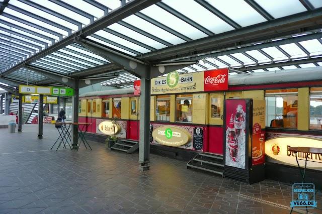 EsS-Bahn Imbiss
