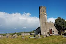 Abbey of Aghaboe, Aghaboe, Ireland