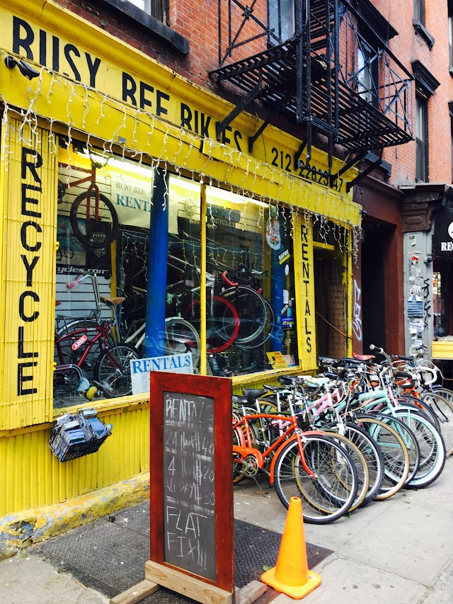 Busy Bee Bikes