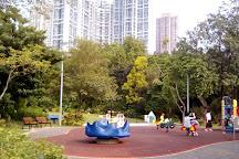 Ma On Shan City Park, Hong Kong, China