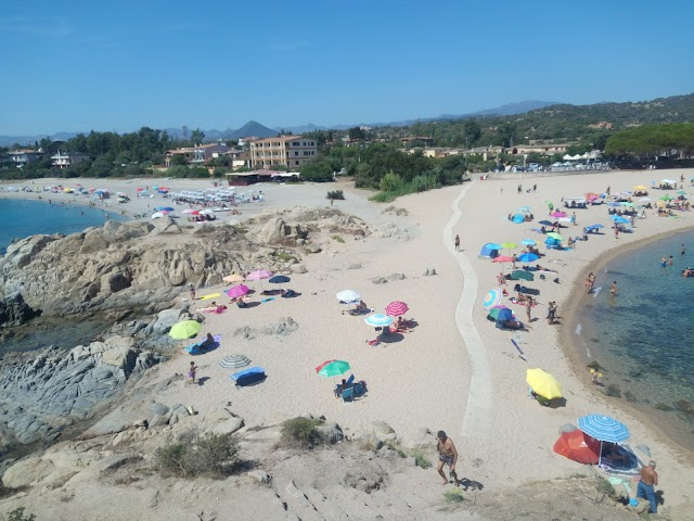 Beach Torre di Bari