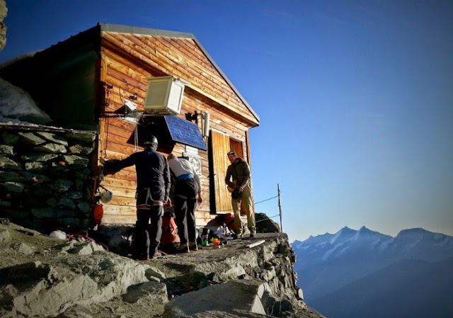 Solvayhütte SAC