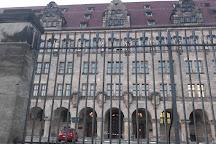 Nuremberg Palace of Justice (Justizpalast), Nuremberg, Germany