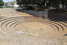 Anfiteatro Romano di Paestum, Paestum, Italy