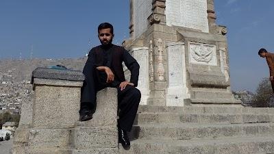 بشیر احمد امانزی وردگ
