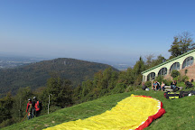 MerkurBergbahn, Baden-Baden, Germany