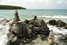 Playa Media Luna, Isla de Vieques, Puerto Rico