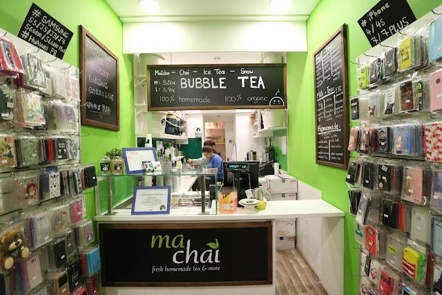 Machai - Homemade Tea
