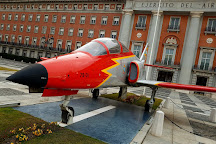 Cuartel General del Ejercito del Aire, Madrid, Spain