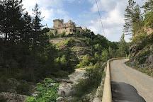 Château d'Aulan, Aulan, France