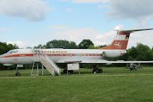 Luftfahrt und Technik Museumspark Merseburg, Merseburg, Germany