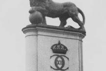 Swedish Lion, Narva, Estonia