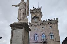 Statua della Liberta, City of San Marino, San Marino