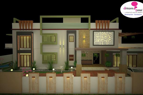 Dreamzone Gandhipuram Fashion Design Interior Animation Courses