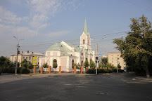 Parish Church of St. Nicholas, Volgograd, Russia
