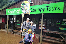 Karkloof Canopy Tour, Howick, South Africa