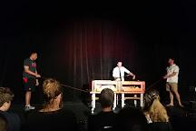 The Magicians Agency Theatre, San Antonio, United States
