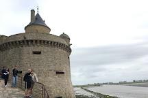 Tour Gabriel, Mont-Saint-Michel, France