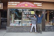 Olde Tyme Candy Shoppe Ltd, Lake Louise, Canada