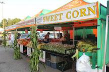 Vernon Farmers' Market, Vernon, Canada