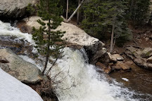 Copeland Falls, Rocky Mountain National Park, United States