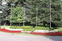 Park Zdrojowy, Duszniki Zdroj, Poland
