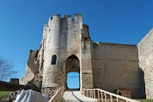 Chateau Fort de Gisors, Gisors, France