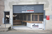 MANIAX Axe Throwing - Sydney, Sydney, Australia