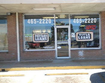 Louisiana Cash Advance Payday Loans Picture