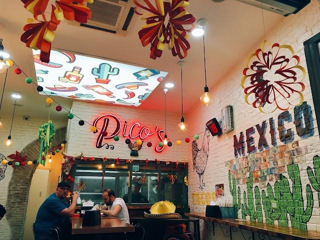 Pico's Taqueria & American Grill