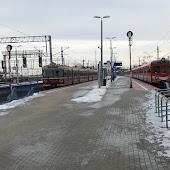 Станция  Malbork