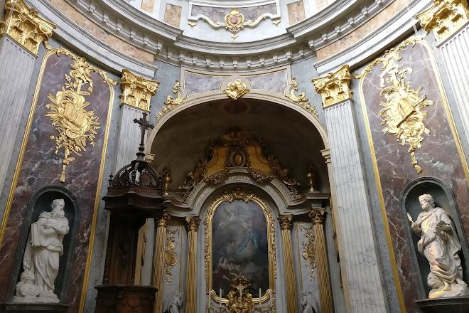 Chapelle Notre-Dame du Refuge, Besancon, France