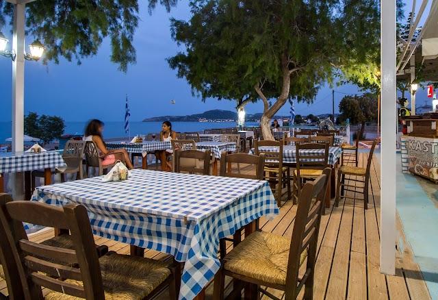 Kastri beach Taverna