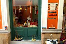 Iliachtina Arts - Crafts, Aegina Town, Greece