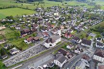 Eglise Saint Pierre, Bassecourt, Switzerland