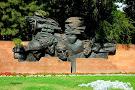 Park Named After Panfilov's 28 Guardsmen