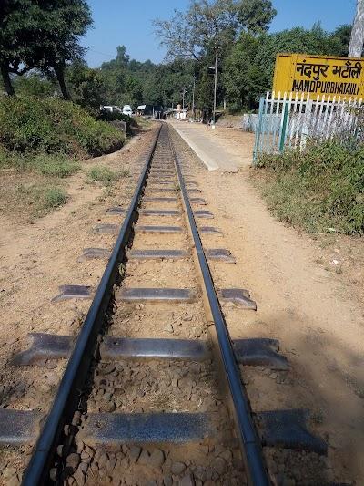 Nandpur Bhatauli Railway Station