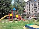 Детская Площадка, улица Галкина на фото Тулы