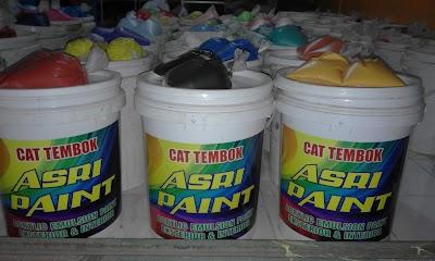 CAT TEMBOK KILOAN ASRI PAINT