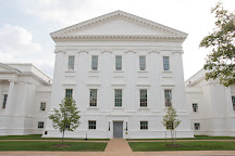 Virginia Capitol Building, Richmond, United States