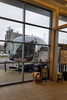 Dunfermline Bus Station