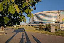 Minsk-Arena Complex, Minsk, Belarus