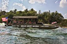 Dells Army Ducks, Wisconsin Dells, United States